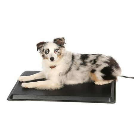 Allied Telesyn Heated 23-Inch by 29-Inch Pet Mat, Large