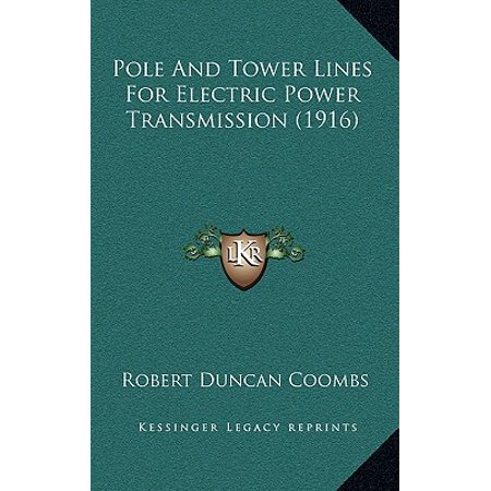 Pole and Tower Lines for Electric Power Transmission (Transmission Tower)
