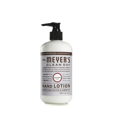 (3 pack) Mrs. Meyer's Clean Day Hand Lotion, Lavender, 12 oz