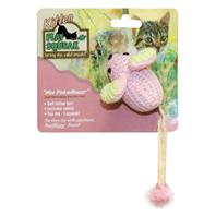 Our Pets Wee Pinkie Mouse Cat Toy