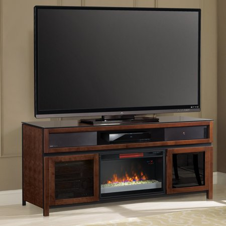 Classic Flame Gramercy Media Infrared Electric Fireplace With Sound