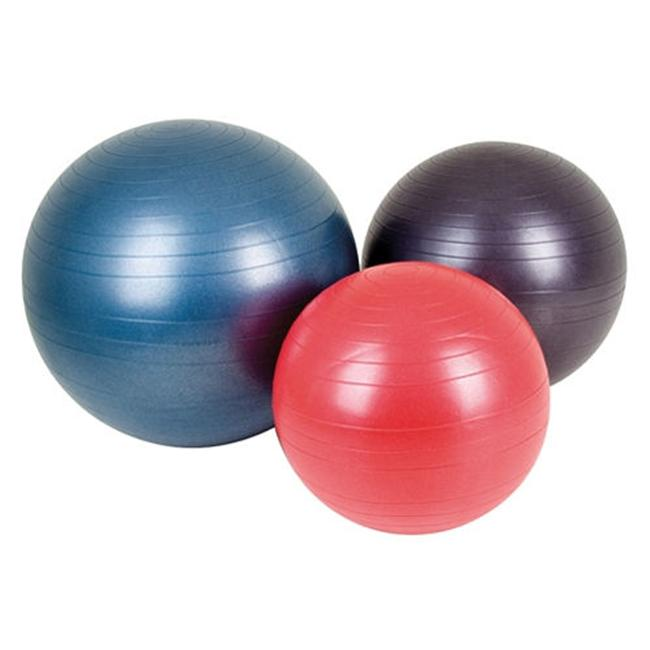 AGM Group 38103 29. 53 inch Fitness Ball - Dark Blue