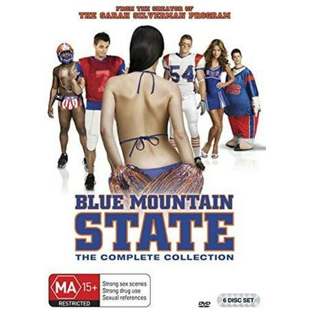Blue Mountain State: The Complete Collection (DVD) Capita All Mountain Snowboard
