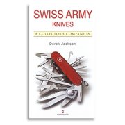 Victorinox Swiss Army Knives A Collectors Companion Hard Cover Book 17004