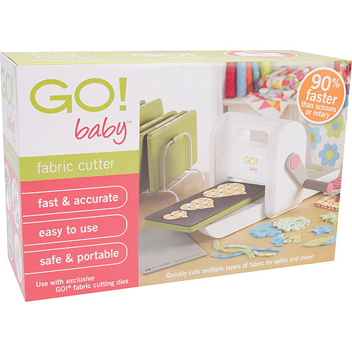 GO! Baby Fabric Cutter 087959