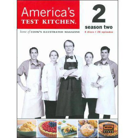 America's Test Kitchen: The Complete Second Season