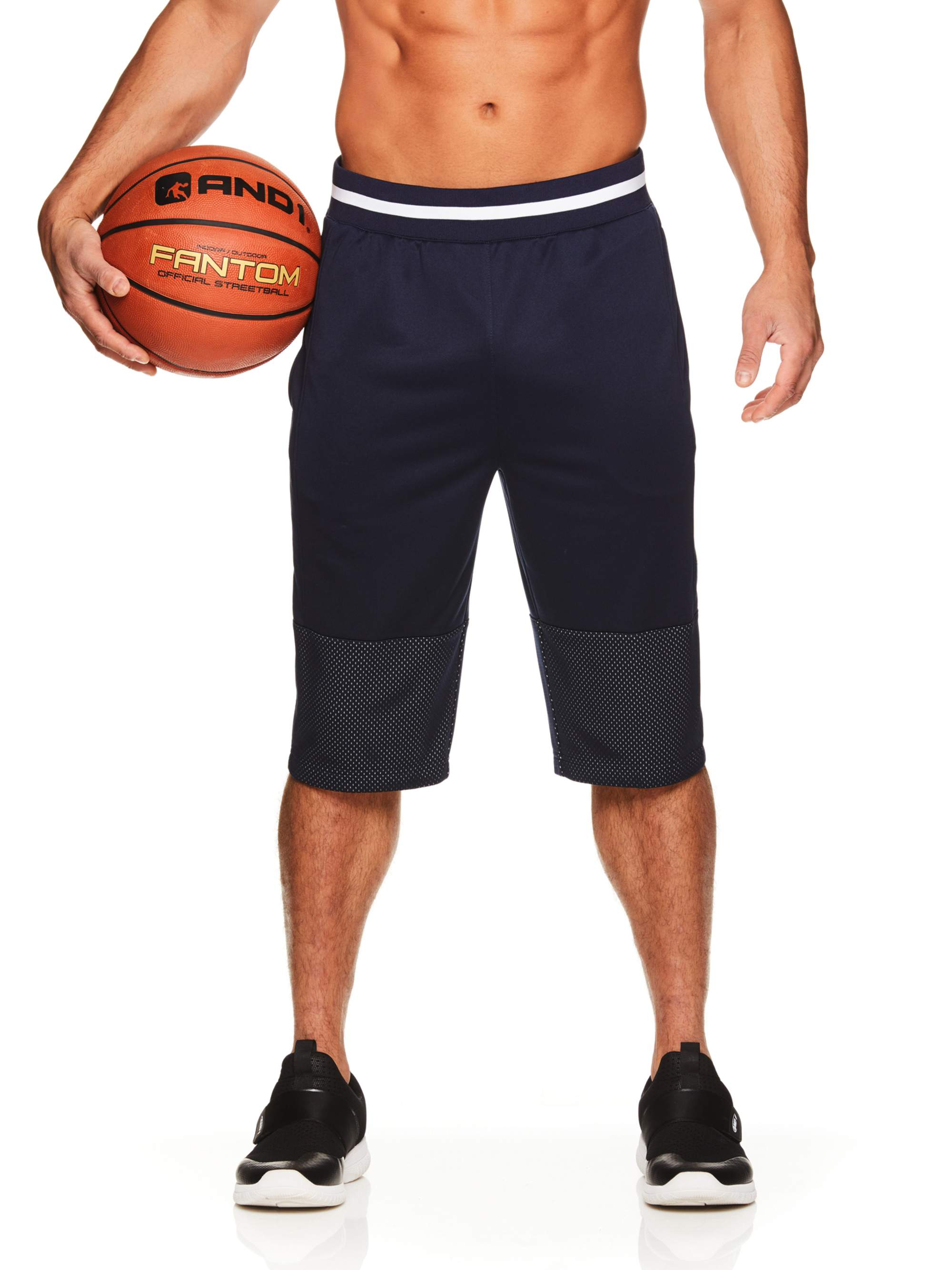 Tights & Leggings Basketball Tights Pants Athleisure TopTie 2 in 1 Mens Active Running Shorts