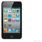 Cellet Rubberized Proguard for Apple iPod touch 4, Black