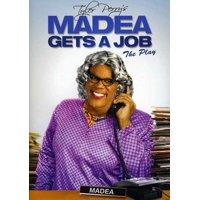 Tyler Perry's Madea Gets a Job (Play) (DVD)
