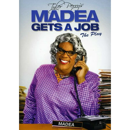 Tyler Perry's Madea Gets A Job: The Play (DVD) (The Best Of Madea Part 1)
