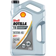 Best Synthetic Engine Oils - (3 Pack) Shell Rotella T5 15W-40 Synthetic Blend Review
