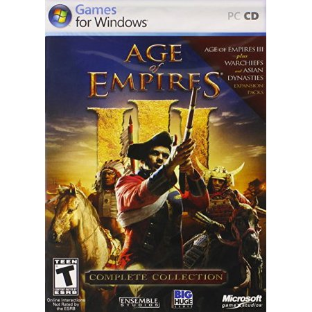Age of Empires III: Complete Collection by