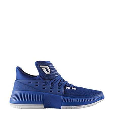 alcanzar Girar Indulgente  adidas Dame 3 Shoe Mens Basketball 8.5 Collegiate Royal-White | Walmart  Canada