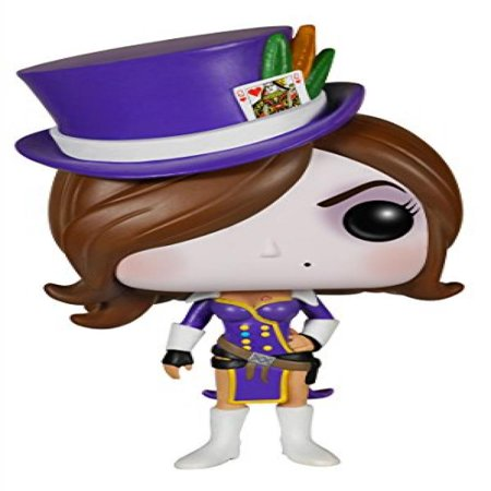 Funko POP Games: Borderlands Mad Moxxi Action Figure