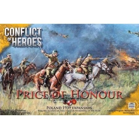 Academy Games 5003 Coh - Price Of Honour - Poland 1939
