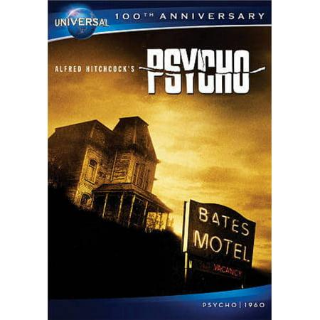 PSYCHO [DVD] [CANADIAN; UNIVERSAL 100TH - Psycho Killer Movies List
