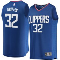 Blake Griffin LA Clippers Fanatics Branded Youth Fast Break Replica Jersey Blue - Icon Edition