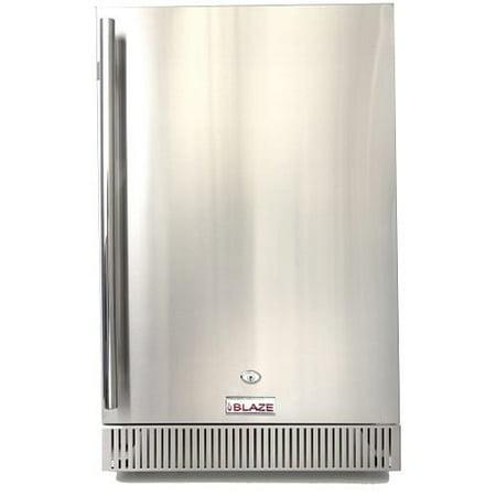 Blaze Grills BLZSSRF40DH Blaze 4.1 Cu. Ft. Built-In Outdoor Compact Refrigerator