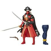 "Hasbro Marvel Legends Series Deadpool Collection 6"" Deadpool Figure (Pirate)"