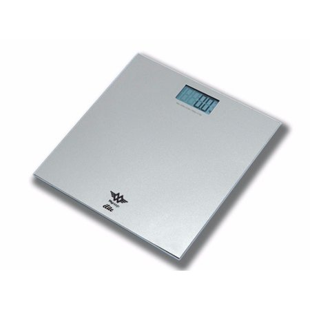 My Weigh Elite Digital Bathroom Scale 400lb Capacity Scmelites