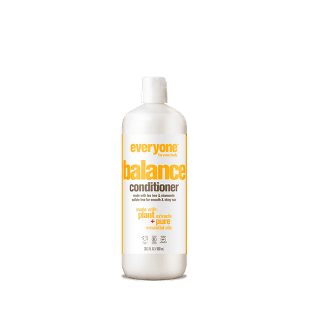 Everyone Balance Conditioner Abyssinian and Coconut Oil Sulfate-Free 20 Oz