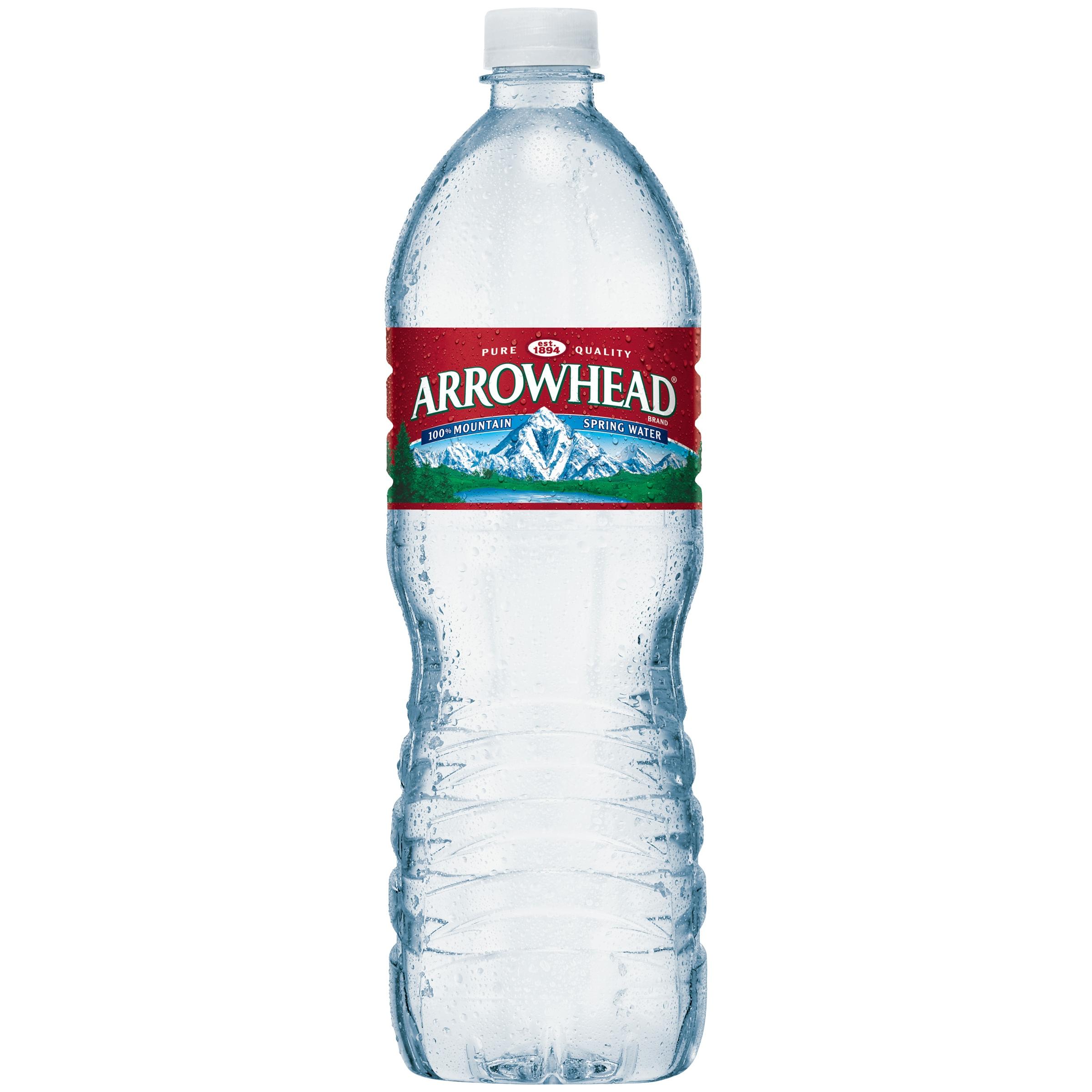 Arrowhead Mountain Spring Water, 33.8 Fl. Oz.