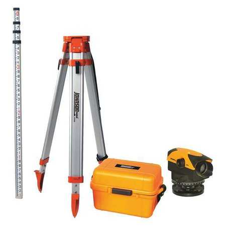 Johnson Automatic Level Kit, 40-6963