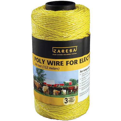 Red Snapper RSW500 500' Electric Fence Wire