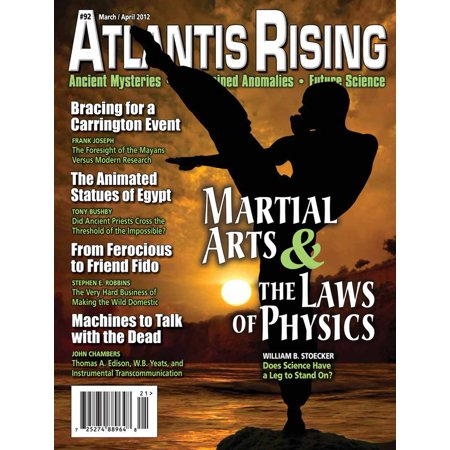 Atlantis Rising Magazine - 92 March/April 2012 - eBook