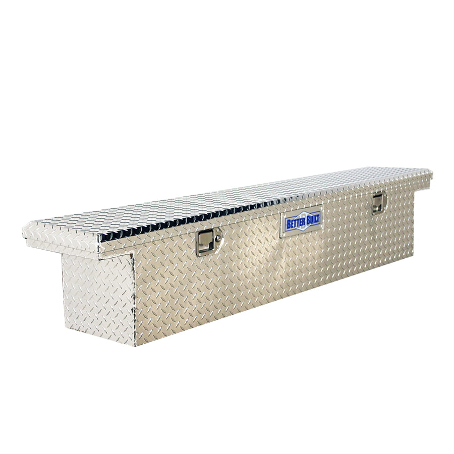 """Better Built 70"""" Crown Series Slimline Low Profile Crossover Truck Tool Box by BETTER BUILT"""