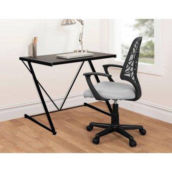 Urban Shop Z-Shaped Student Desk