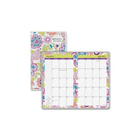 at a glance good vibes 2 year monthly pocket planner walmart com