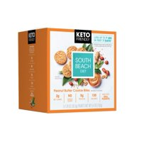 South Beach Diet Keto Peanut Butter Cookie Bites, 5 Count