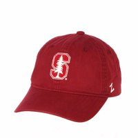 Adult NCAA All-American Relaxed Adjustable Hat (Stanford Cardinal - Crimson)