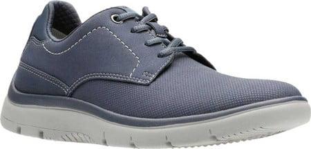 Men's Clarks Tunsil Plain Sneaker
