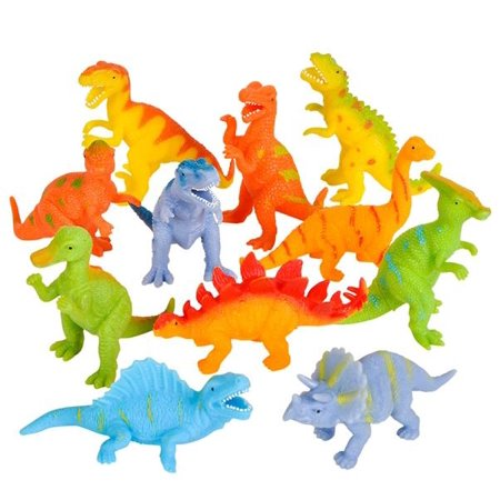 Super Cute Squish Dinosaurs Squishy Squeeze 4