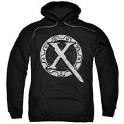 Xena Warrior Princess Sigil Mens Pullover Hoodie
