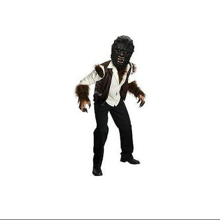 The Wolfman Deluxe Costume Child - Wolfman Costumes