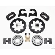 Wilwood Forged Dynalite Rear Drag Kit Big Ford 2.36in Offset