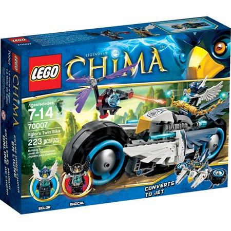 LEGO Chima Eglors Twin Bike Play Set