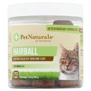 Pet Naturals of Vermont Hairball 70 Chews 3.70 oz