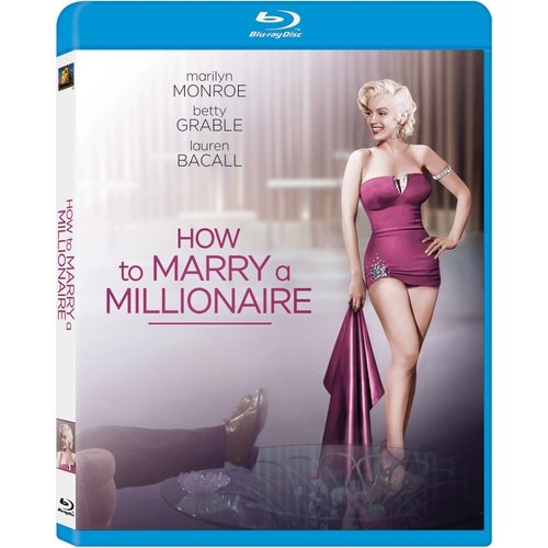 How To Marry A Millionaire (Blu-ray) (Widescreen)
