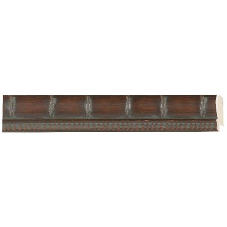 Picture Frame Moulding (Wood) - Bamboo Wood Finish - 1.5