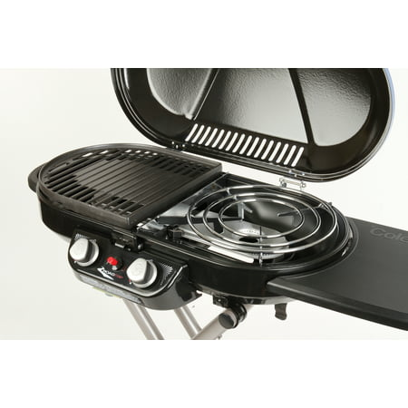Coleman RoadTrip Swaptop-Compatible Steel Stove
