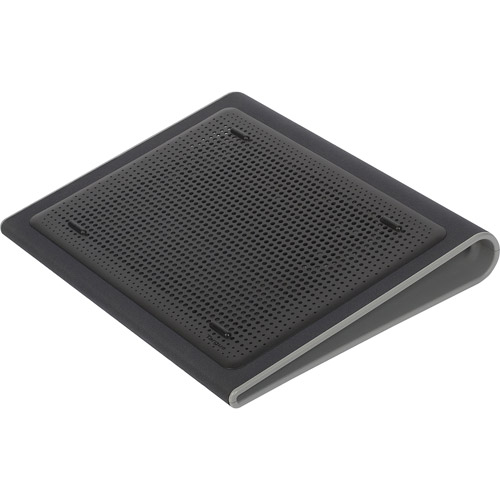 Targus Chill Mat Laptop Cooling Stand, 12 x 15 1/10 x 2 1/5, Black