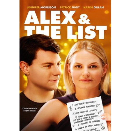 Alex & The List (DVD) ()