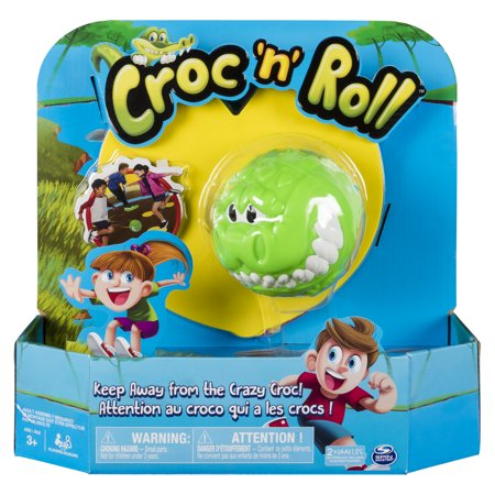 Croc 'n' Roll - Fun Family Game for Kids Aged 3 and Up