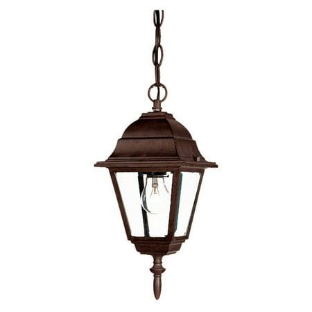 Acclaim Lighting Builders Choice 1 Light Outdoor Hanging Lantern](Hanging Lantern Light)