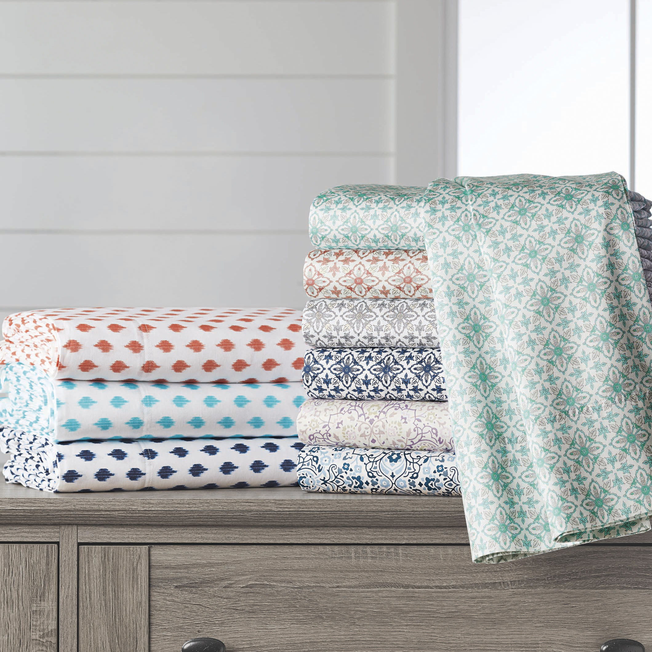 Better Homes and Gardens 300 Thread Count Sheet Set