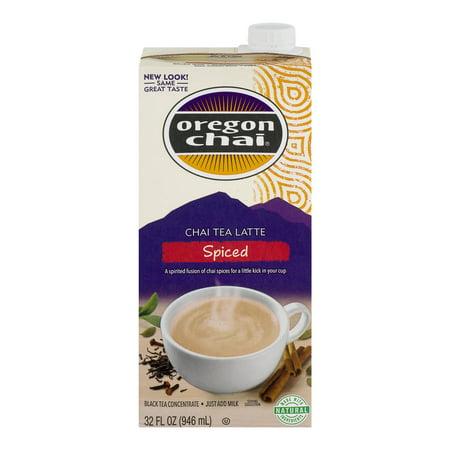 Oregon Chai Spiced Chai Tea Latte - Walmart.com